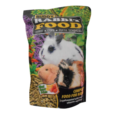 Buddy Rabbit Food -600g