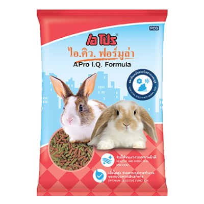 A Pro I.Q. Formula Rabbit Feed 2 mix    1kg