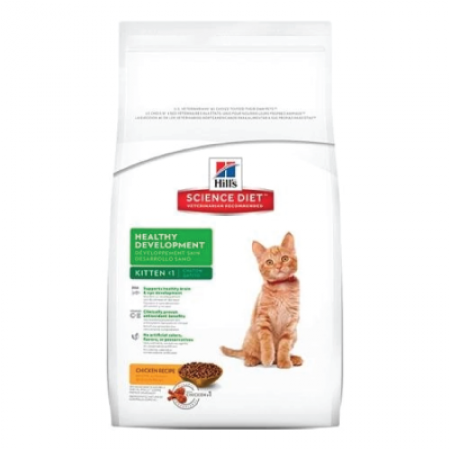 Hill's Science Diet Kitten Healthy Development สูตรลูกแมว 4kg