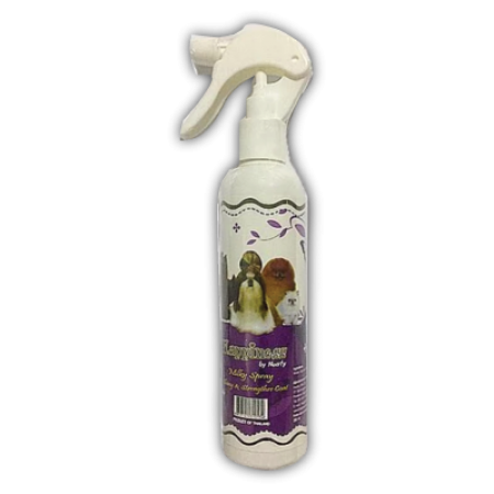 Happiness Anti-Static Milky Spray for Dogs 250ml