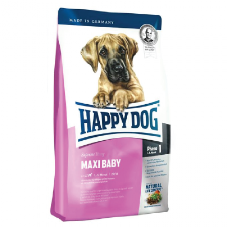 Happy dog maxi baby 4kg