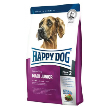 Happy dog maxi junior 4kg