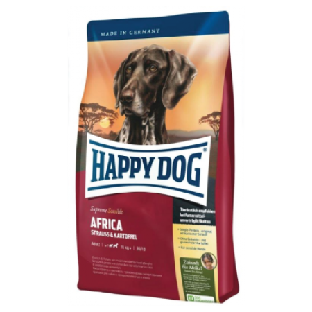 Happy Dog Supreme - Sensible Africa 4kg