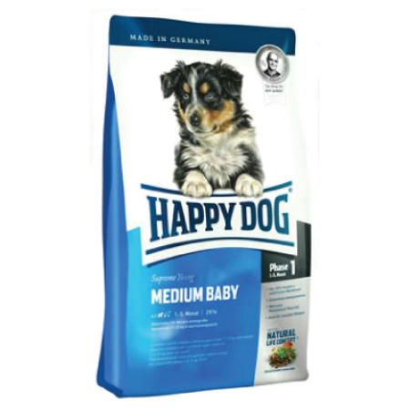 Happy dog medium baby 4kg