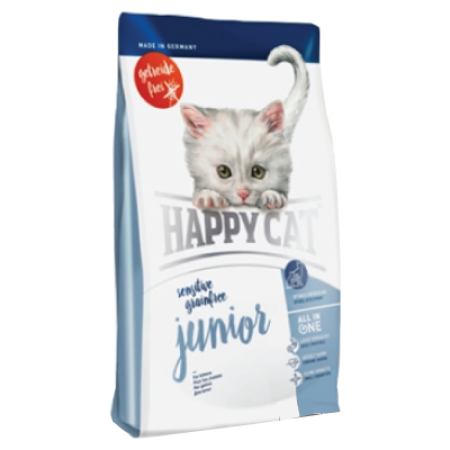 Happy Cat - Sensitive Grain Free Junior 4kg