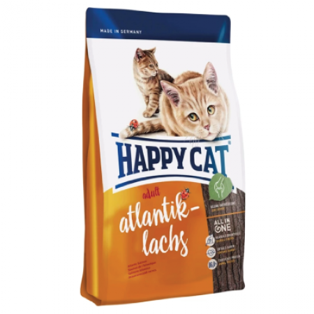 Happy Cat - Supreme - Atlantik Lachs (Atlantic Salmon) 1.4kg