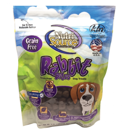 NutriSource® Rabbit Bites 170g.