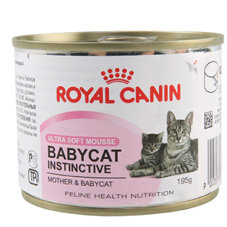 Royal Canin Babycat Can 195g.