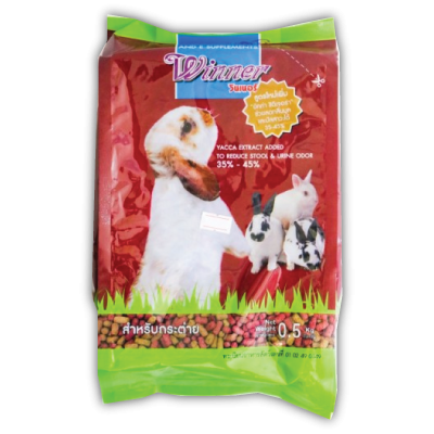 Winner Rabbit Food 0.5kg