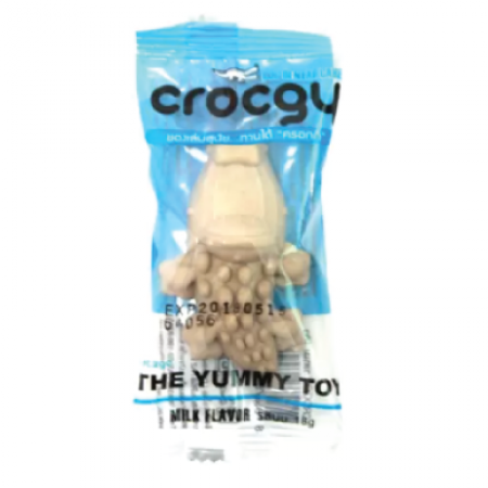 Crocgy Dental Dog Chew milk 18g