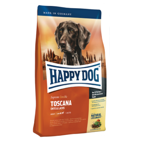 Happy Dog Supreme Sensible Toscana 4kg