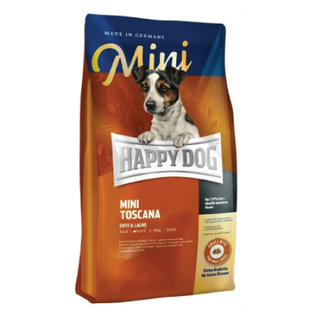 Happy Dog Mini Toscana Adult 300g