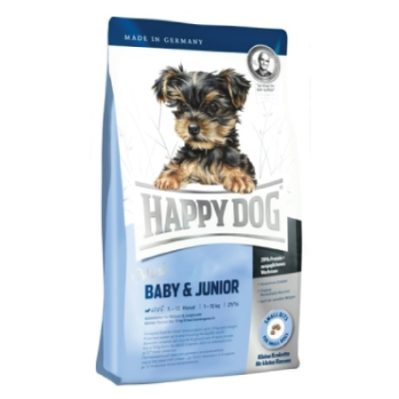 Happy dog mini baby junior 4kg