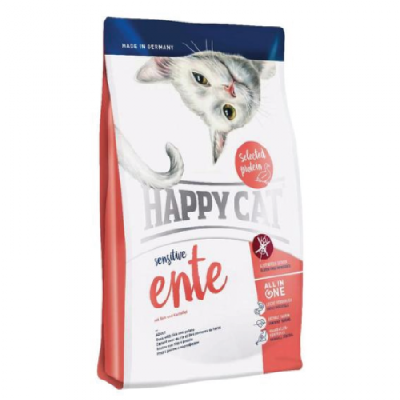 Happy cat sensitive ente 1.4kg