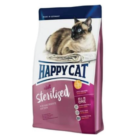 Happy Cat Sterilised 1.4kg