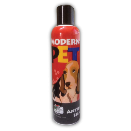 Modern Pet Antibacterial Shampoo 200ml