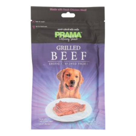 Prama Delicacy Snack - Grill Beef 70g
